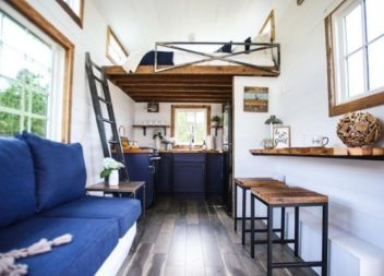 17 piccole casette che possono sostituire la casa enorme
