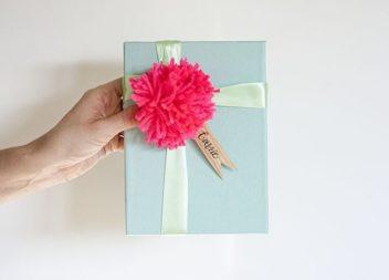 Pacchetti regalo originali e creativi: Foto-lezione