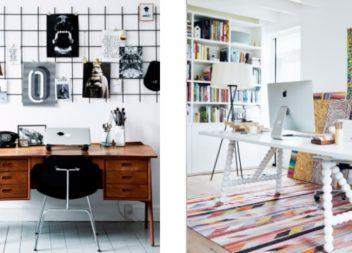 L'area di lavoro dell'appartamento. 30 idee da realizzare