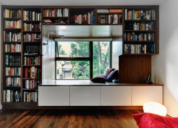 Davanzale-divano. Modi creativi per davanzale. 30 foto