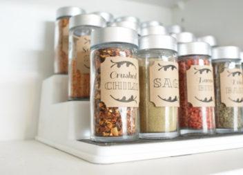 Come conservare le spezie in cucina? 25 idee
