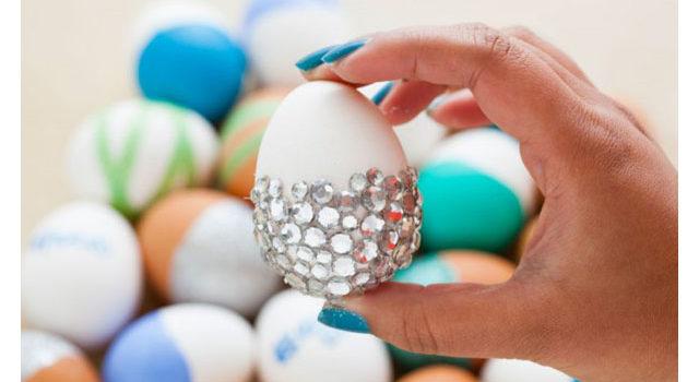 5 Modi per decorare le Uova di Pasqua