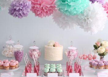 Candy Bar alle feste. 35 idee da realizzare