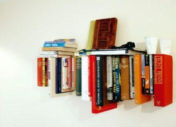 16 idee creative per riciclare i libri