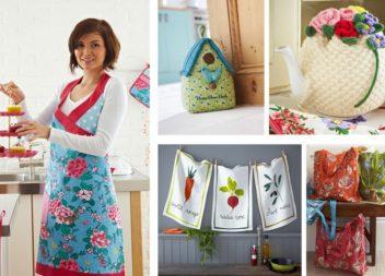 Prodotti tessili per cucina: 20 idee