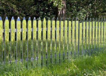 Specchio da giardino: 20 idee creative