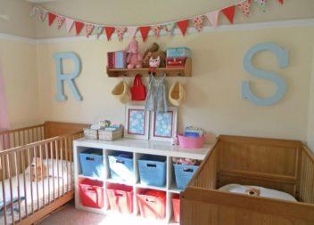 Camera da letto per due bambini: 40+ idee