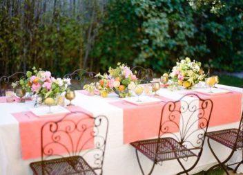 Come apparecchiare la tavola per la festa della mamma