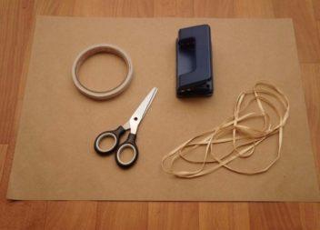 Pacco regalo in 5 minuti: foto-lezione passo per passo