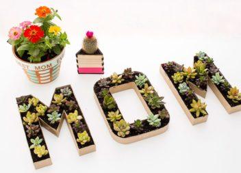 Decorazioni per la festa della mamma: 24 idee