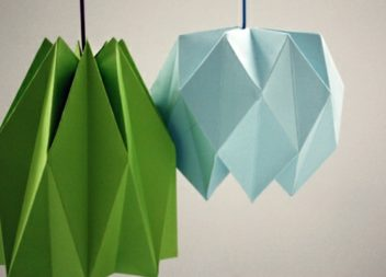 20 migliori idee su arte con gli origami