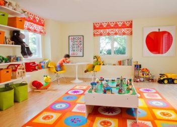 32 idee su spazi da gioco per bambini