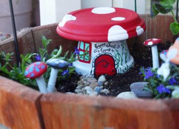 23 idee originali su decorazioni da giardino con vasi di fiori