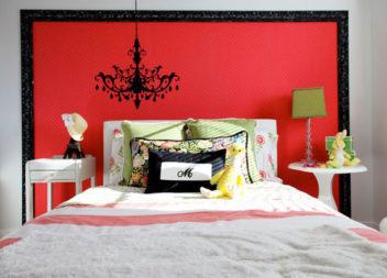 Ispirazione con il colore: il rosso