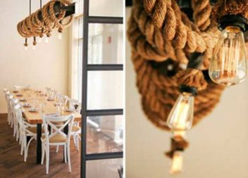 28 idee su decorazioni con la corda