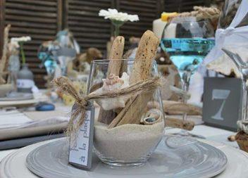 Idee su decorazione con sabbia: 20 idee estive