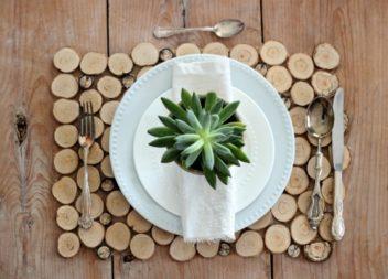 Idee su decorazioni ed accessori in legno