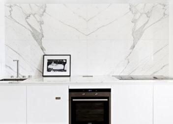 Struttura di marmo nel vostro interno: 16 esempi