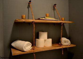 21 idee su armadi e scaffali in bagno