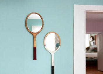 Specchi originali nel vostro interno: 21 idee