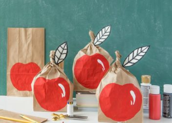 17 idee su creazione con i bambini a tema mela