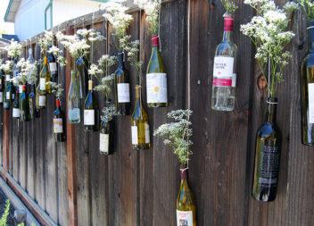 Idee su recinzioni originali da giardino e campagna