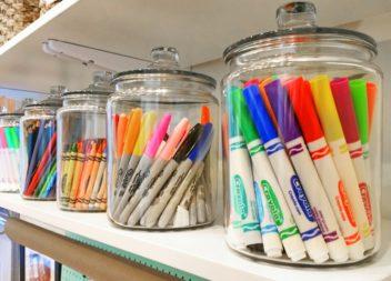 16 idee su uso ed organizzazione barattoli