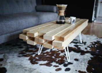 25 idee originali su tavolini da caffè