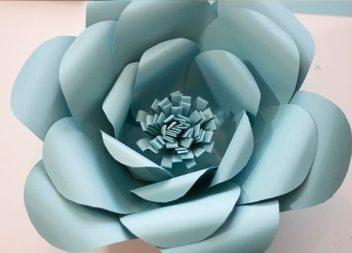 10 master-class su fiori di carta