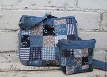 Idee su borsa in stile patchwork :master-class