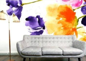 16 idee su come dipingere le pareti in modo creativo