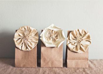Creazione con bambini: sacchetti di carta