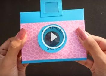 Cartolina originale Polaroid: video-lezione
