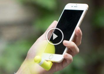 Mini-ventilatore fatto a mano per il vostro cellulare: video-lezione