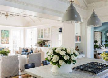 Decorazione dell'appartamento con le ortensie: 17 idee
