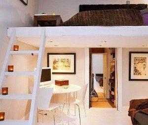21 idee su interno per piccola camera da letto