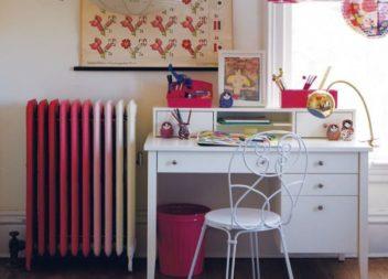 14 modi meravigliosi su come nascondere e decorare il termosifone
