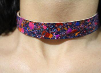 16 idee su collana girocollo fatta a mano