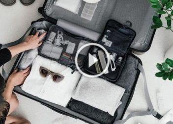 Lifehucks utili sull'imballaggio valigia: video-lezione