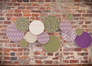 21 foto-idee su uso telaio per ricamo per la decorazione