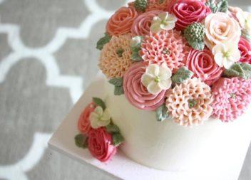 Incredibili torte floreali