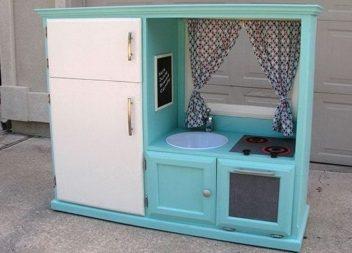 10 modi su riciclo dei vecchi mobili in un arredamento nuovo