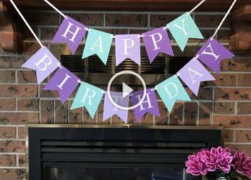 Idee su festa per compleanno: video-lezione
