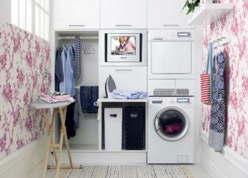 17 belle idee su come organizzare la lavanderia