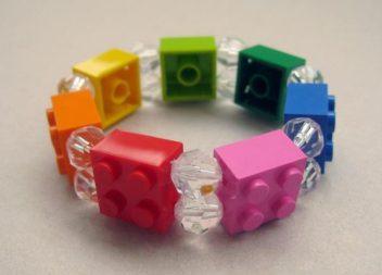 20 idee creativi su come utilizzare il lego