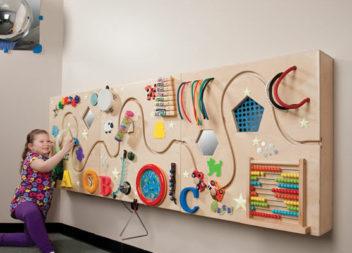 16 idee su creazione della lavagna sensoriale