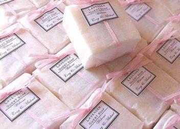 19 idee su come incartare il sapone fatto in casa