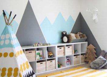 10 idee creative per camera da bambini