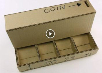 Bancomat per le monete a casa vostra!
