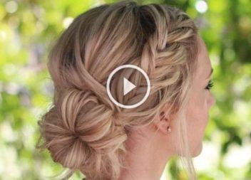 Come fare trecce di capelli: video-lezione